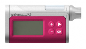 New insulin pump for Australia!