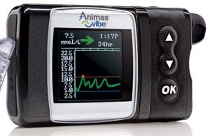 New insulin pump for Australia!