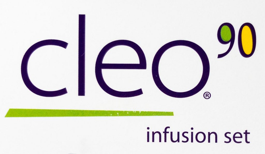 Cleo 90 infusion set - forgotten but not gone?
