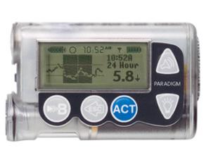 April 2018 Australian insulin pump update