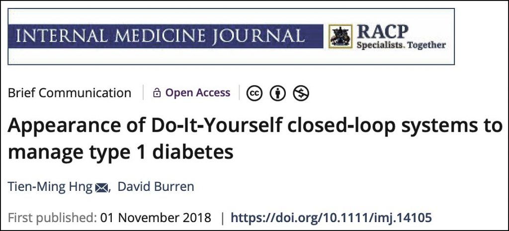 Published in the Internal Medicine Journal
